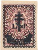 Rusland 1919 - Michel 26B - Postfrisk