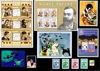 Tchad, Gambie, Ghana - Paquet de timbres - Neufs