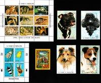 Saint Tome et Principe - Paquet de timbres - Neufs