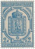Frankrig 1868 - YT TJ 8 - Postfrisk