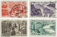 Frankrig 1949 - YT A24/27 - Stemplet
