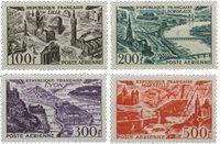 Frankrig 1949 - YT A24/27 - Ubrugt