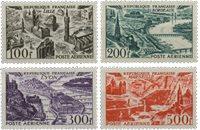 Frankrig 1949 - YT A24-27 - Postfrisk