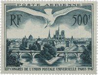 Frankrig 1947 - YT A20 - Postfrisk