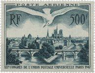 France 1947 - YT PA20 - Poste Aérienne  neuf