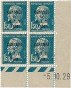 France 1930 - YT CD 265 - Neuf avec charnières