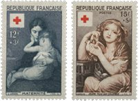 France - YT 1006-07 - Mint