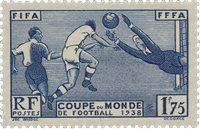 Frankrig 1938 - YT 396 - Postfrisk