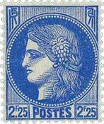Frankrig - YT 374 - Postfrisk