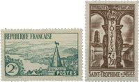 France 1935 - YT 301-02 - Neuf