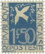 France 1934 - YT 294 - Neuf avec charnière