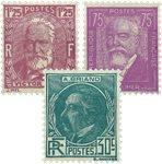 France 1933 - YT 291-93 - Neuf