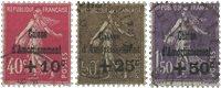 France 1930 - YT 266-68 - Oblitéré
