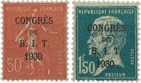 France 1930 - YT 264-65 - Neuf avec charnière