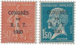 France - YT 264-65 - Neuf