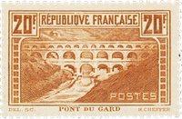 France 1929/1931 - YT 262 - Neuf avec charnières