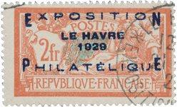 France 1929 - YT 257A - Oblitéré