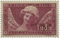 Frankrig - YT 256 - Postfrisk