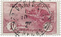 Frankrig 1926 - YT 231 - Stemplet