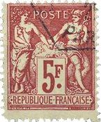 Frankrig 1925 - YT 216 - Stemplet