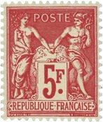 Frankrig - YT 216 - Postfrisk
