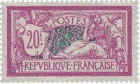 France 1925 - YT 208 - Neuf avec charnière