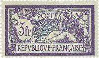 France 1925 - YT 206 - Neuf avec charnière