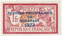 Frankrig 1923 - YT 182 - Ubrugt
