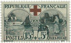 Frankrig 1918 - YT 156 - Ubrugt