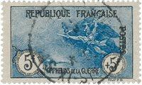 Frankrig 1917-18 - YT 155 - Stemplet