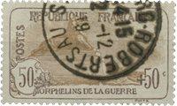 Frankrig 1917 - YT 153 - Stemplet