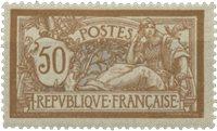 France 1900 - YT 120 - Neuf avec charnière