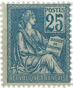 Frankrig - YT 114 postfrisk