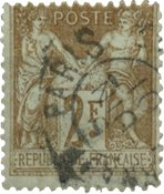 France 1900 - YT 105 - Oblitéré