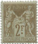 Frankrig - YT 105