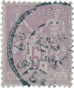 France 1877 - YT 95 - Oblitéré