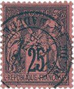 France 1876 - YT 91 - Oblitéré