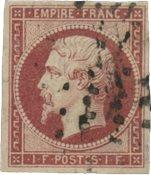 Frankrig 1855 - YT 18