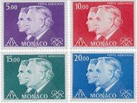 Monaco 1982 - YT PA 100-103 - Postfrisk
