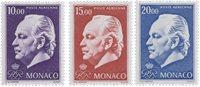Monaco - 1974 - YT PA 97/99 - Neuf