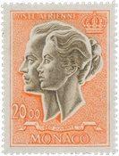 Monaco - 1971 - YT PA 90A - Neuf