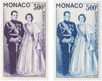Monaco YT A71-72 - Postfrisk