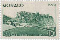 Monaco YT 184 - Ubrugt