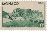 Monaco - 1939 - YT 184, neuf
