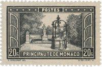 Monaco 1933-37 - YT 134 - Ubrugt