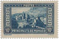 Monaco 1933-1937 - YT 133 - Postfrisk