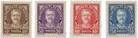 Monaco - 1933 - YT 115/118, neuf