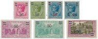 Monaco 1926-1931 - YT 104-110 - Postfrisk