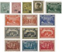 Monaco 1922-1923 - YT 51-64 - Postfrisk