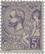 Monaco - 1920/1921 - YT 46, neuf